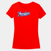 Female Tshirt - Woodbrook of London 100% ring spun Cotton LADIES T Shirt