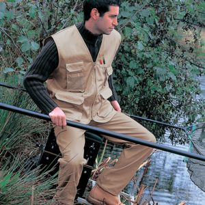 Result Adventure safari waistcoat. **10 days delivery period. MOQ 25pcs Thumbnail