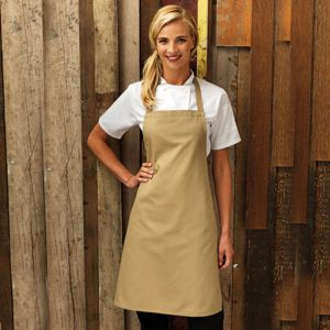Premier Cotton Apron. **10 days delivery period. Thumbnail
