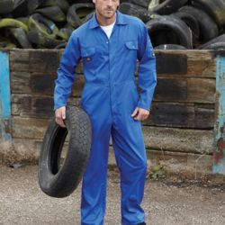Dickies Redhawk Economy Coveralls. **10 days delivery period. Thumbnail
