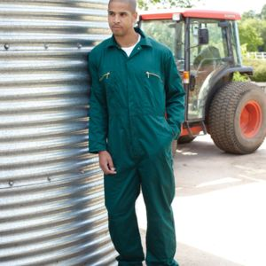 Dickies Redhawk Zip Coverall. **10 days delivery period. Thumbnail