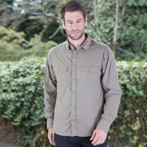Craghoppers Kiwi long sleeved shirt.**10 days delivery period. MOQ 10pcs Thumbnail