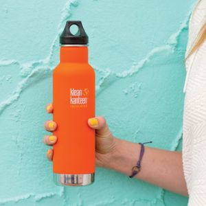 Klean Kanteen - Insulated Classic 20oz (592ml).** Minimum order 10pcs, delivery time 12 days Thumbnail