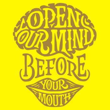 OPEN YOUR MIND Design