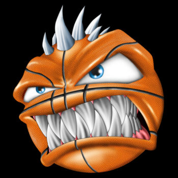 BASKETBALL MONSTER Design