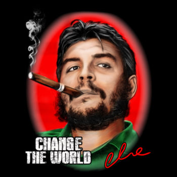 THE THE WORLD CHE Design
