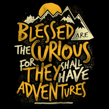 BLESSED ADVENTURE Design