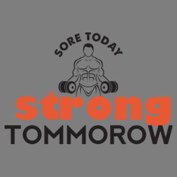 SORE TODAY Design
