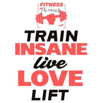 TRAIN INSANE Design