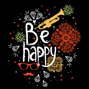 BE HAPPY Design