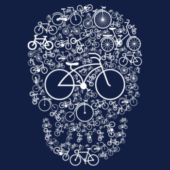 BICYCLE SKULL Design