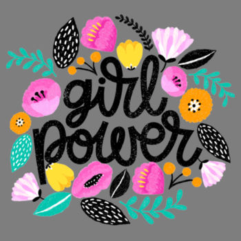 GIRL POWER Design