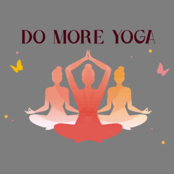 DO MORE YOGA Design