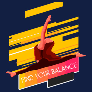 FIND YOUR BALANCE Design