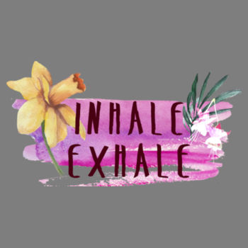 INHALE EXHALE Design