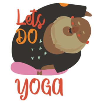 LETS DO YOGA Design