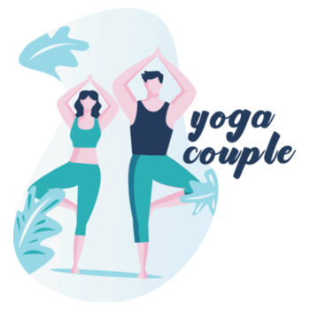 YOGA COUPLE Design