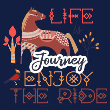 LIFE IS A JOURNEY Design