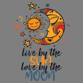 LIVE BY THE SUN Design