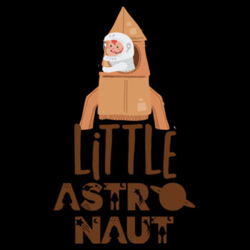 LITTTLE ASTRONAUT Design