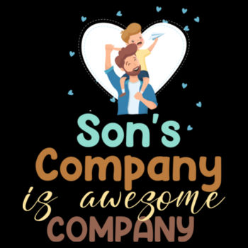 SON'S COMPANY IS AWESOME Design