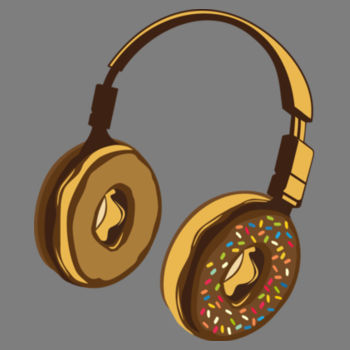 HEADPHONE DONUT Design