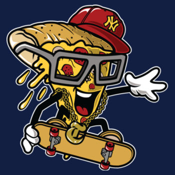 PIZZA SKATER Design