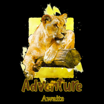 ADVENTURE AWAITS Design