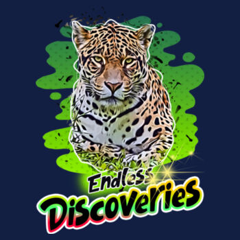 ENDLESS DISCOVERIES Design