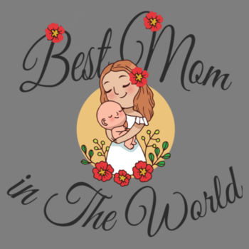 BEST MUM IN THE WORLD Design