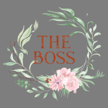 THE BOSS Design