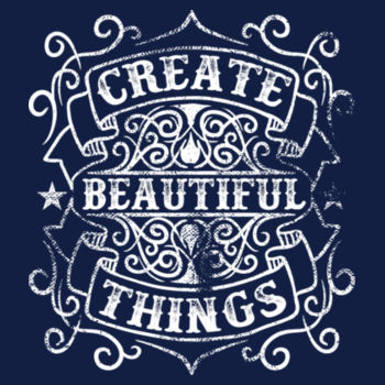 CREATE BEAUTIFUL THINGS Design