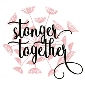 STRONGER TOGETHER Design