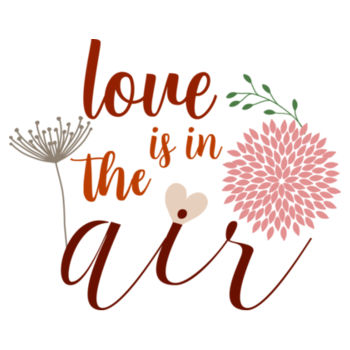 LOVE IN THE AIR Design