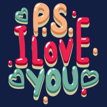 I LOVE YOU Design