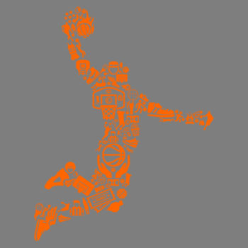 BASKETBALL PLAYER Design